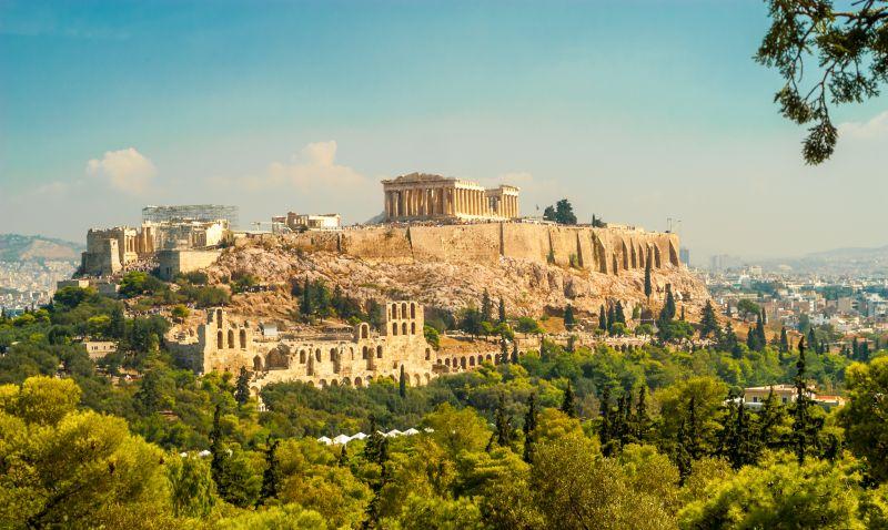 Starověké Atény i na prodloužený víkend. Letenky za 2690 Kč s odletem z Prahy