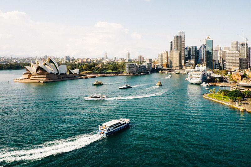 Daleká Austrálie levně z Budapešti. Letenky do Sydney a Melbourne za 15990 Kč