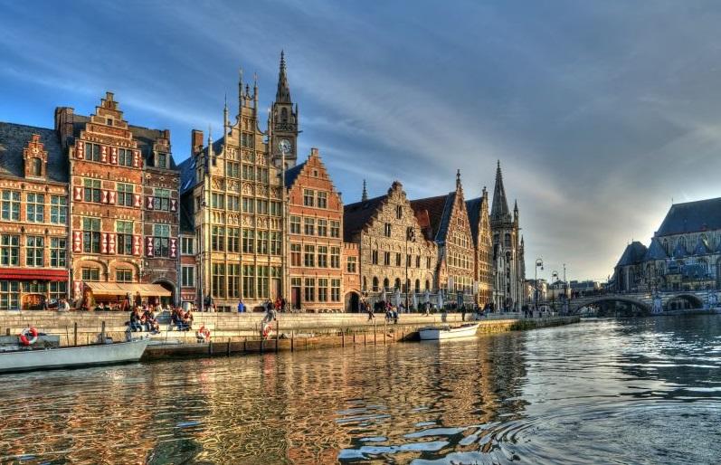Zářijové prodloužené víkendy v Belgii. Letenky od 1024 Kč s odletem z Prahy