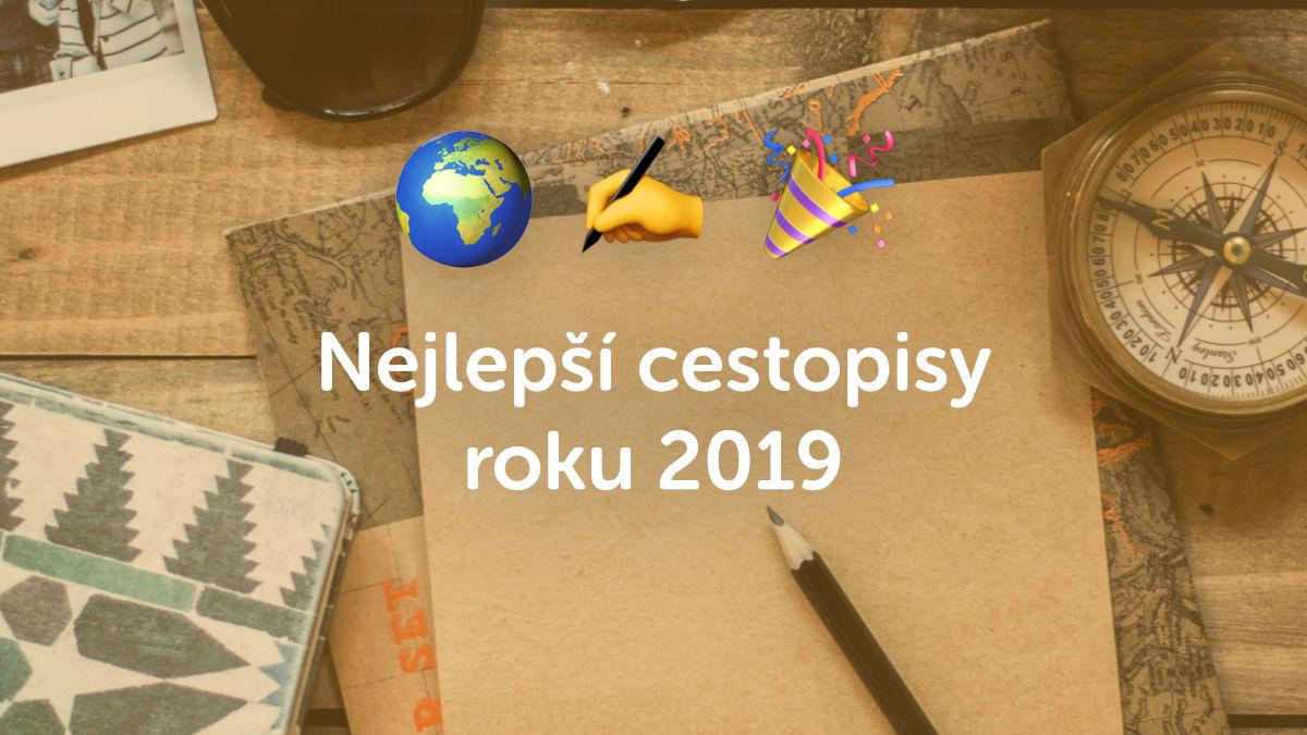 Nejlepší cestopisy roku 2019 na Cestoletu