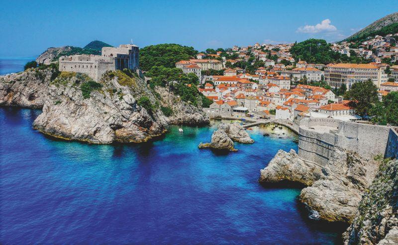 Rychle a bezpečně do Chorvatska. Letenky do Dubrovníku a Zadaru od 1032 Kč z Vídně a Prahy