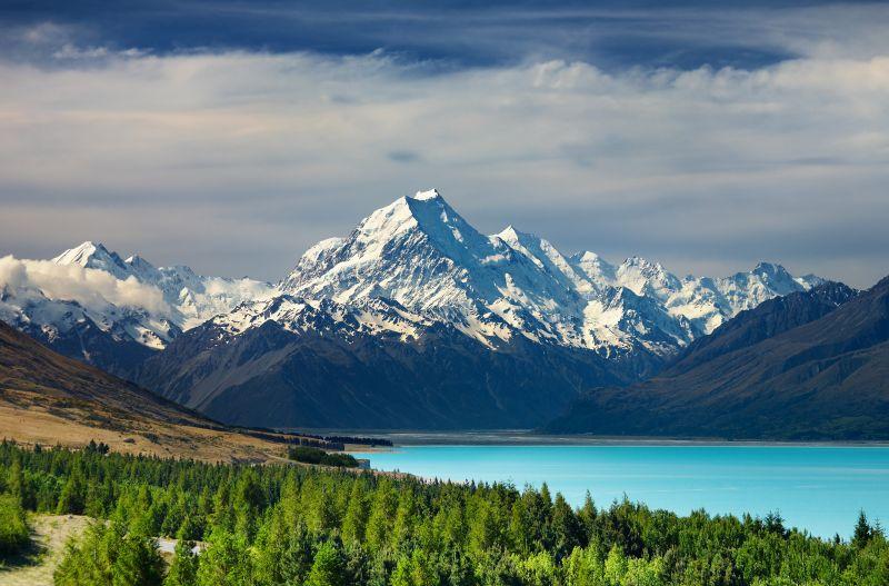 Nový Zéland o několik tisíc levněji než obvykle. Letenky z Mnichova za 15990 Kč