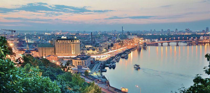 Prodloužený víkend ve městě, kam moc lidí nejezdí. Kyjev z Vídně za 1775 Kč