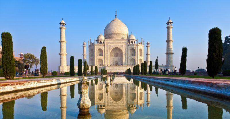 Fascinující Indie za skvělou cenu. Letenky v červnu a v listopadu za 8684 Kč. Odlet z Prahy
