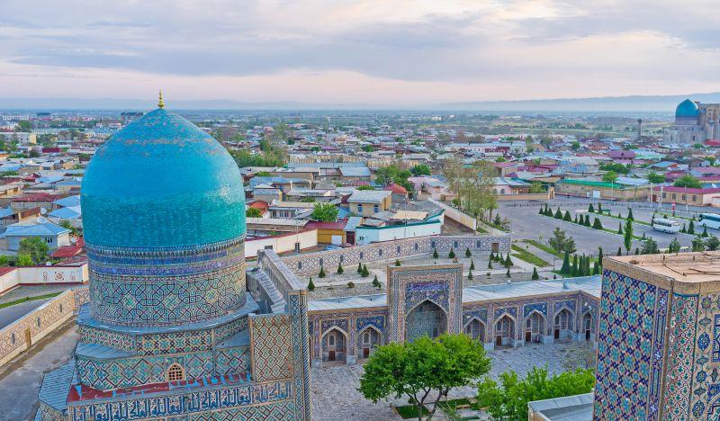 Vypravte se do neprobádaného Uzbekistánu. Letenky za 11990 Kč s odletem z Prahy
