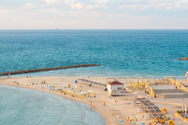 K Rudému moři na prodloužený víkend! Letenky do Eilatu od 760 Kč s odletem z ČR a okolí