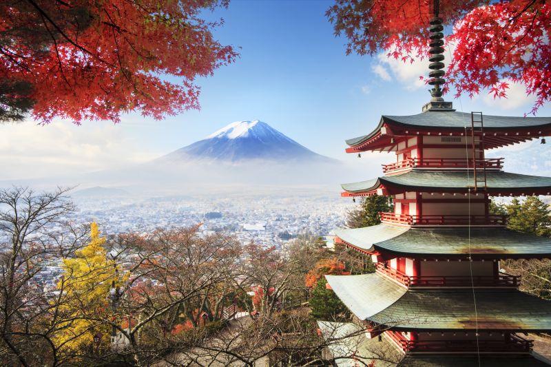 Japonsko v první půlce roku 2020. Letenky za 9990 Kč s odletem z Prahy