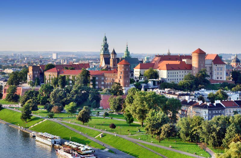 V lednu na prodloužený víkend do Krakova. Letenky od 583 Kč s odletem z Prahy