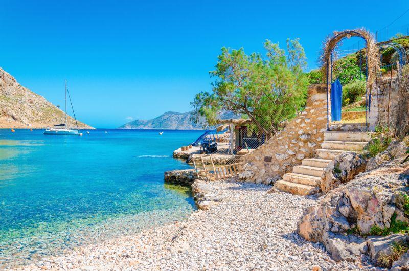 Na Krétu bez cestovky! Letenky do Chanie a Heraklionu od 622 Kč s odletem z Vídně