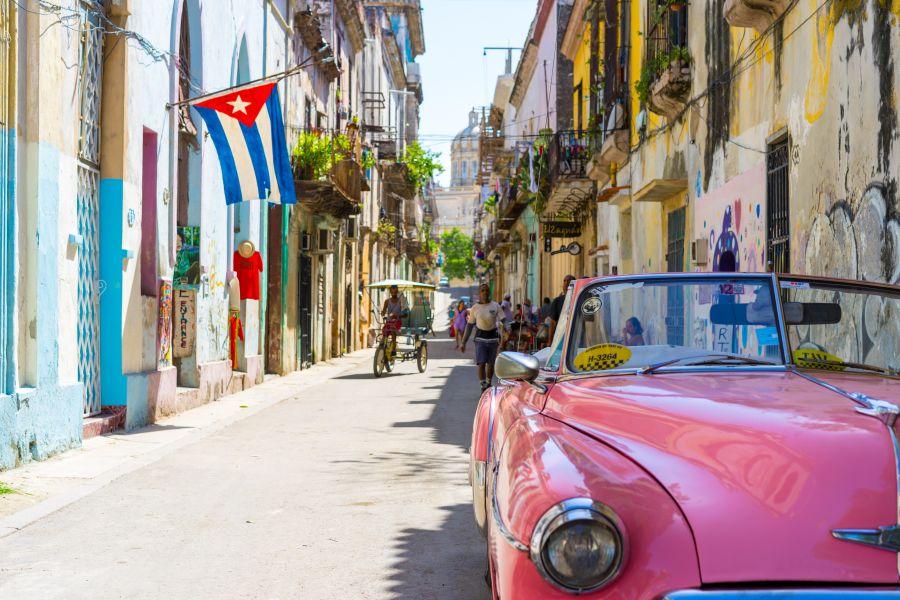 Exotická Kuba. Letenky do Havany a Cayo Coco od 10630 Kč s odlety z Vídně a z Prahy