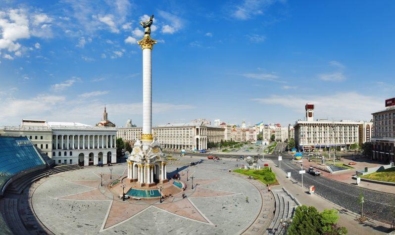 Netradiční víkendovka: Letenky z Pardubic do Kyjeva od 2655 Kč