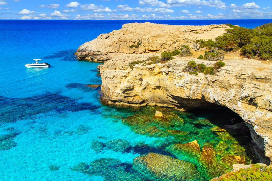 Letenky na Kypr již od 1451 Kč – odlety z letišť v okolí ČR