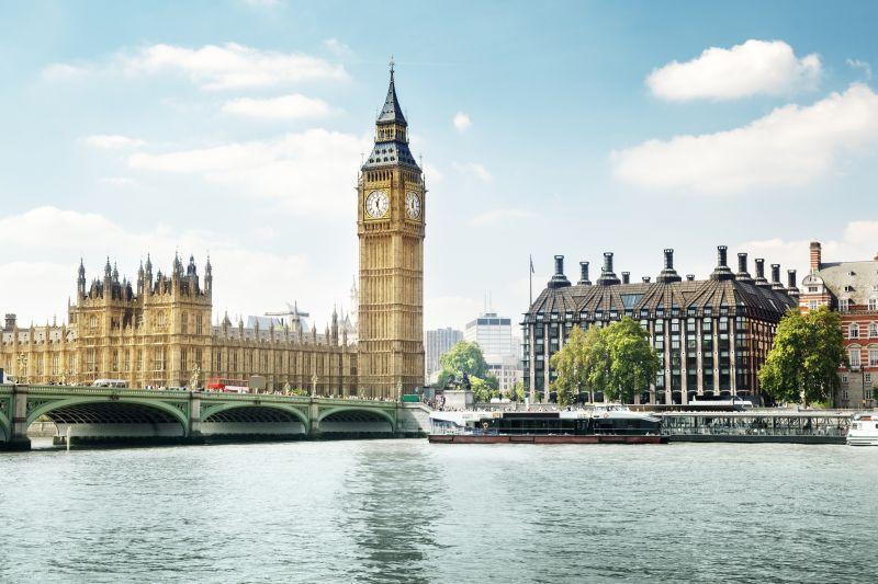 Víkendy v Londýně od dubna do září. Letenky za 1690 Kč s odletem z Prahy