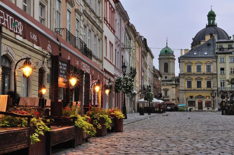 Netradiční výlet na září. Letenky od 1059 Kč do Lvova s odletem z Bratislavy