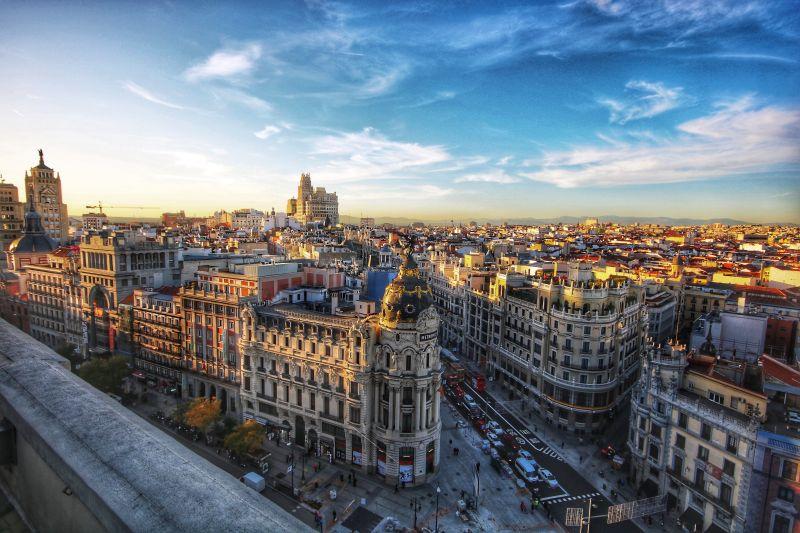 Královský Madrid na prodloužený víkend. Letenky za 888 Kč s odletem z Prahy