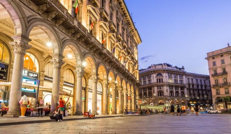 Město módy a galerií přes letní prázdniny. Letenky do Milána od 351 Kč z ČR a okolí