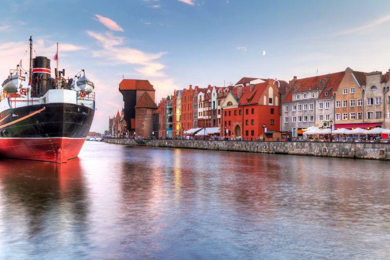 Tip na netradiční výlet: S polským LOT do Varšavy, Gdaňsku nebo Lublinu od 2490 Kč