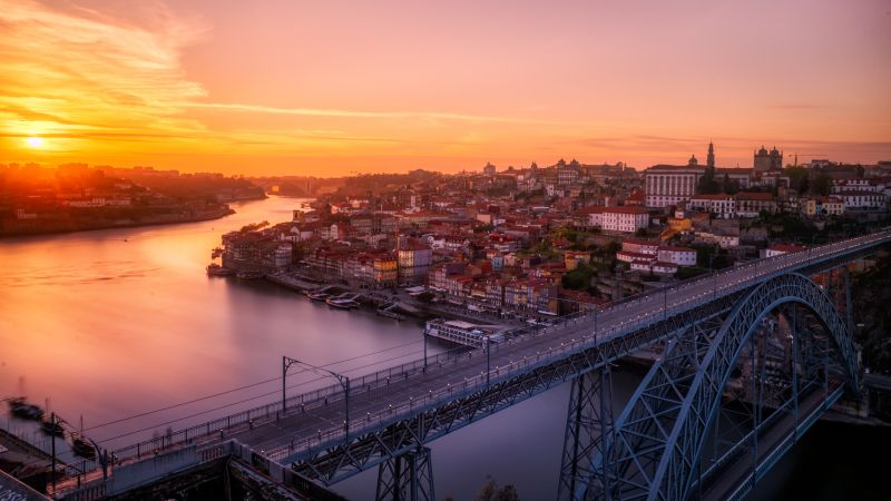 Romantické Porto. Letenky od 1166 Kč s odletem z ČR snadno dostupné Vídně