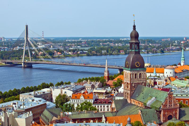 Na babí léto do Pobaltí. Letenky do Rigy od 1497 Kč s odletem z Prahy