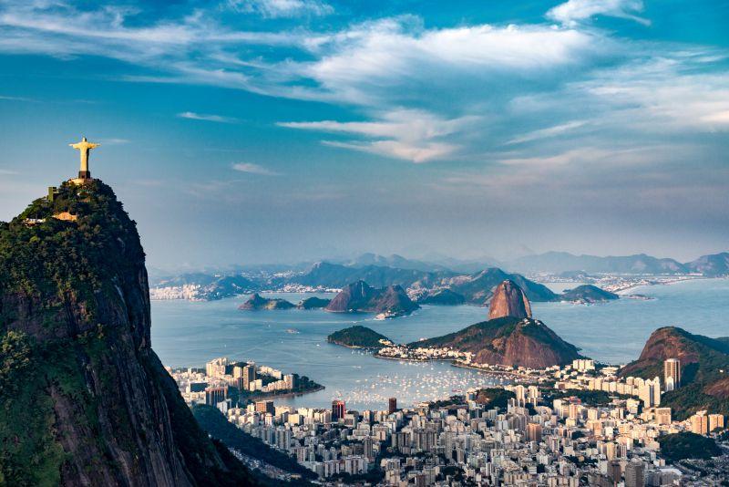 Do temperamentního Rio de Janeira v březnu. Letenky za 11072 Kč s odletem z Vídně