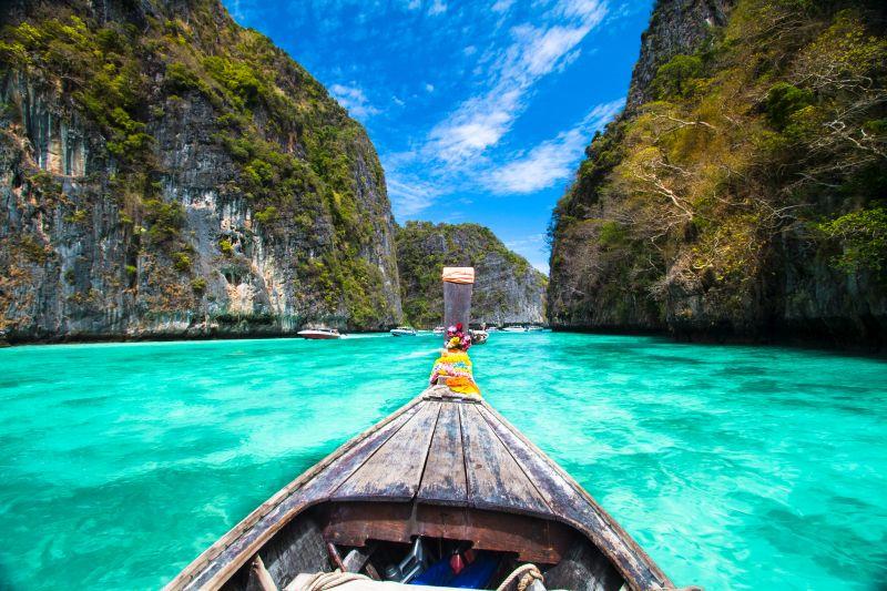 Přímé letenky do Thajska až do konce roku. Letenky za 12990 Kč s odletem z Vídně