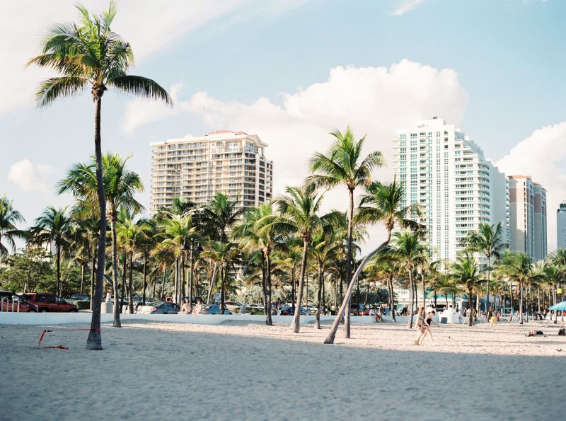 Miami o letních prázdninách včetně odbaveného zavazadla. Letenky od 9999 Kč s odletem z Prahy