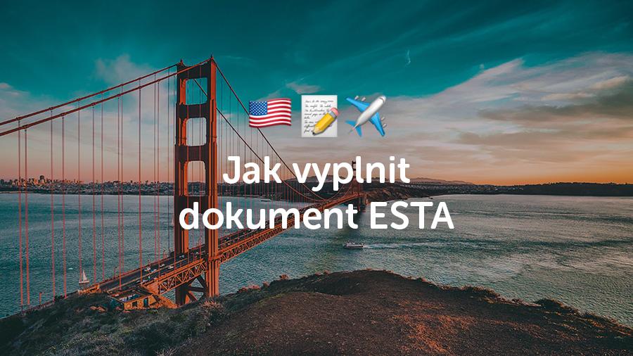 Podrobný návod, jak vyrazit do USA bez víza – dokument ESTA