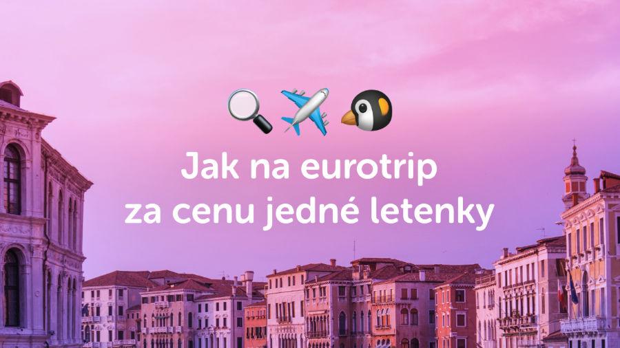 Více evropských měst za cenu jedné letenky? S vyhledávačem Flightics no problemo