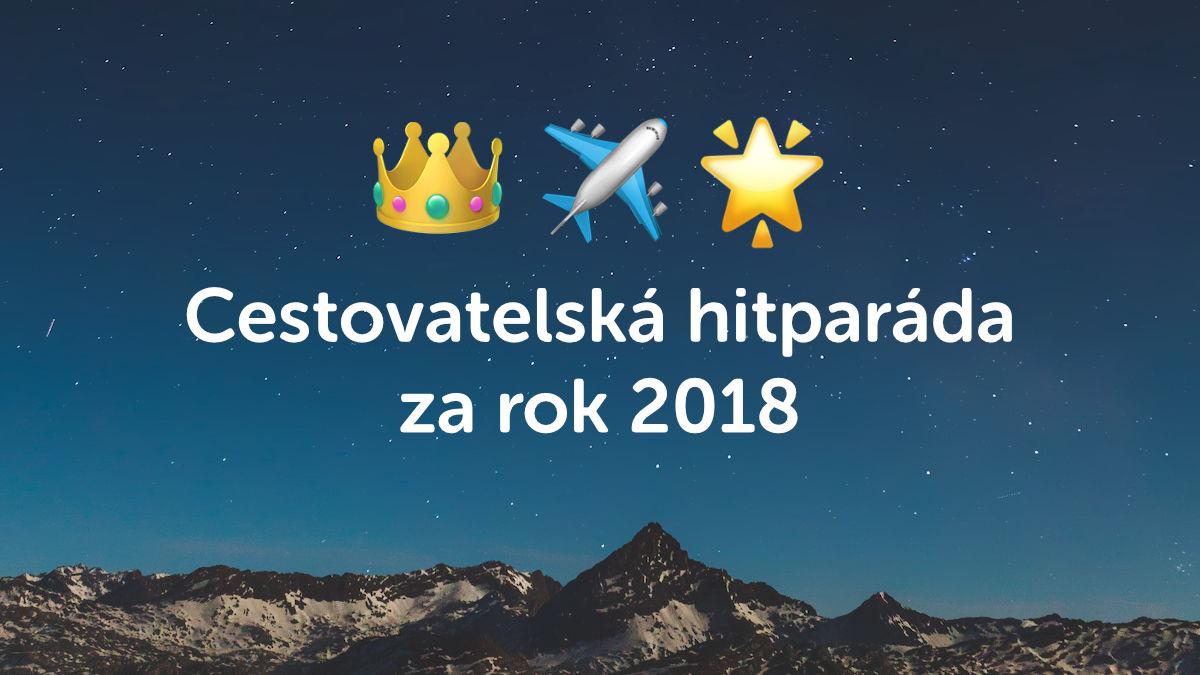 14 cestovatelských inspirací roku 2018 dle Cestolet.cz