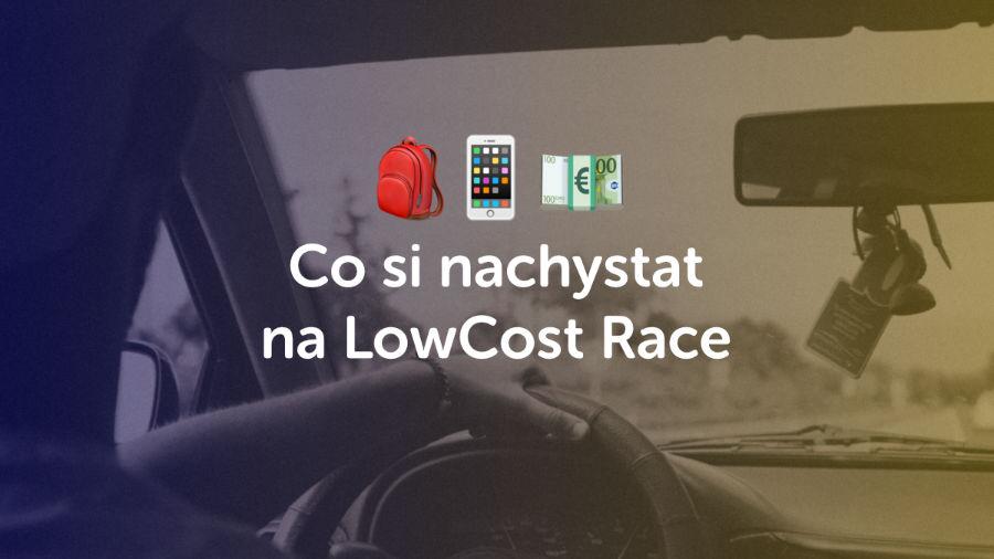 LowCost Race – Jak procestovat Evropu téměř bez peněz a jak se nachystat na cestu