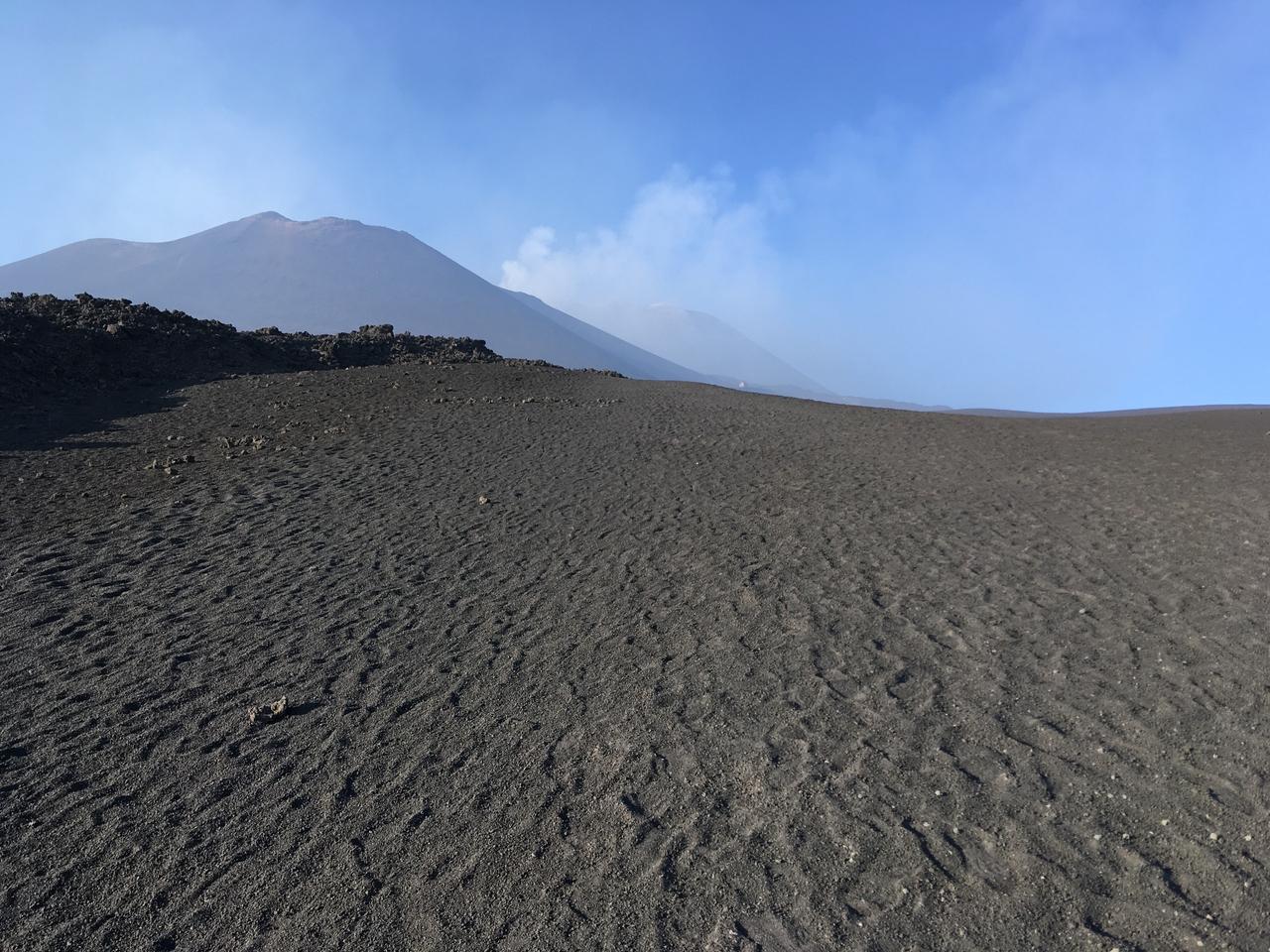Etna: Jak jsem zdolal nejvyšší činnou sopku Evropy