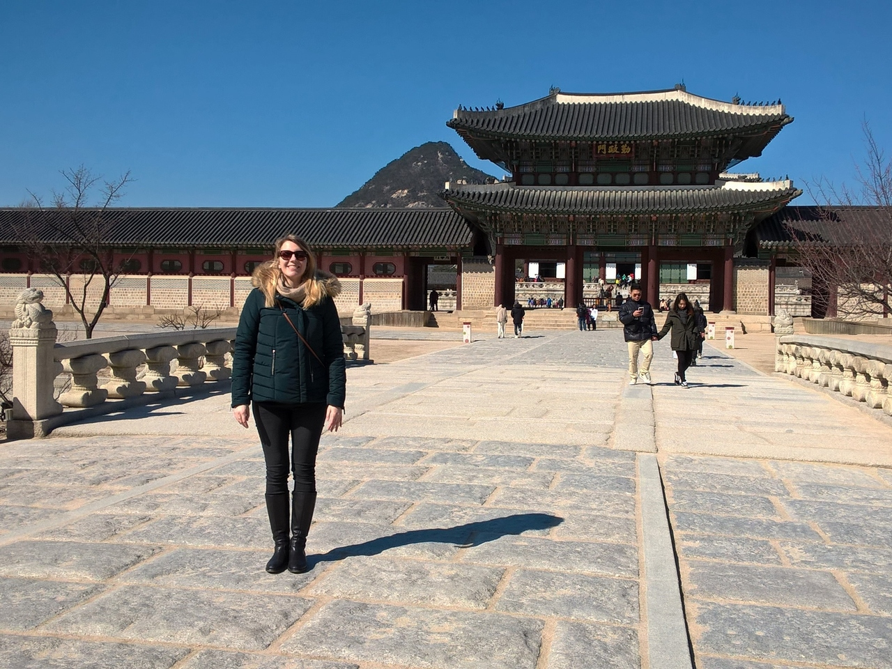 1. Gyeongbokgung Palace