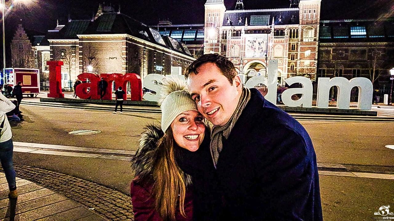 Letem světem Amsterdamem aneb 15 tipů co zažít v Amstru za víkend