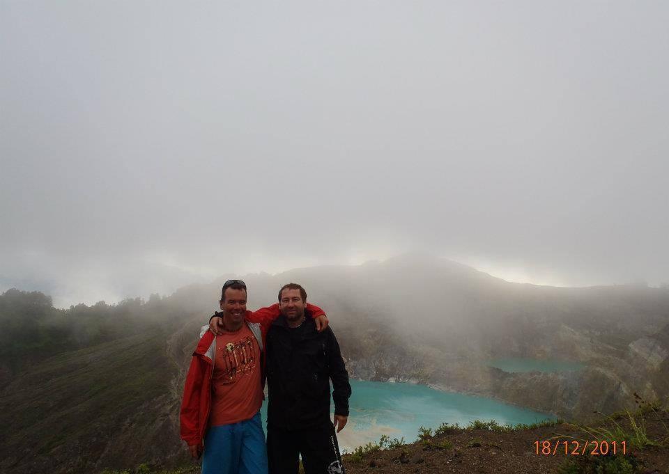 Z Bali az na Kelimutu a zpet na Hondach 110 //  12/2011