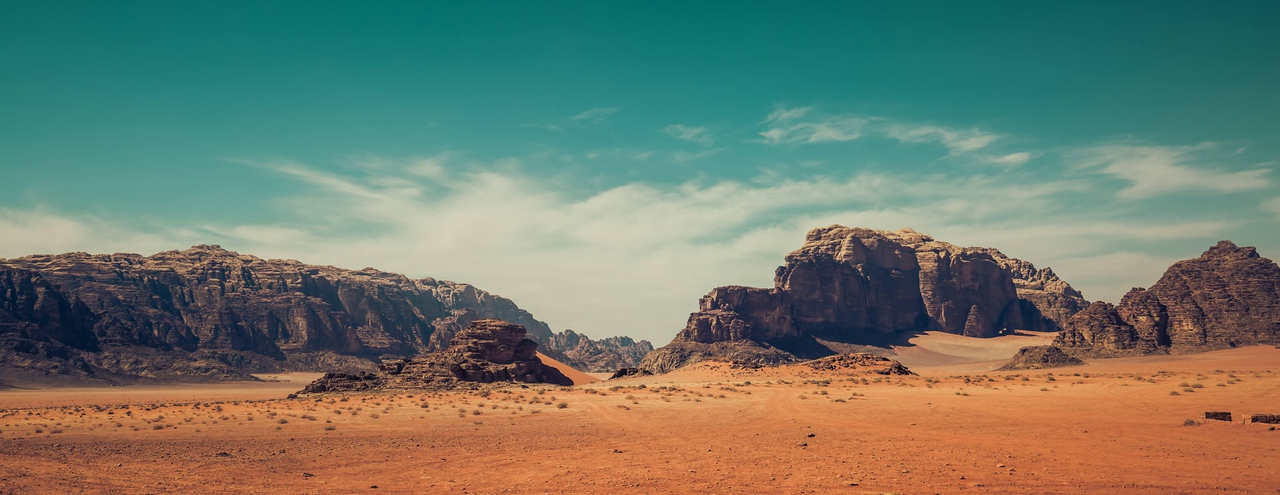 Jordánsko před a v době domácí karantény