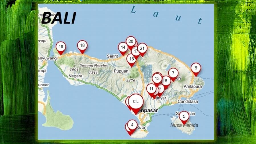 Proč vyrazit na Bali? Je to ráj chrámů, překrásného oceánu a dobrého jídla