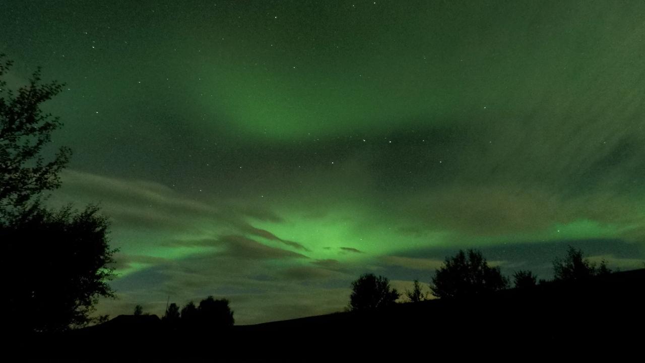 Island - za polární záři