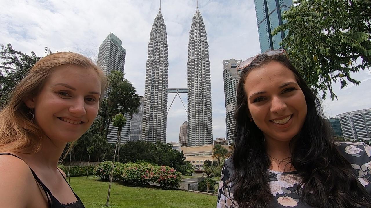 Kuala Lumpur - třpytivý luxus a  bída na jednom místě