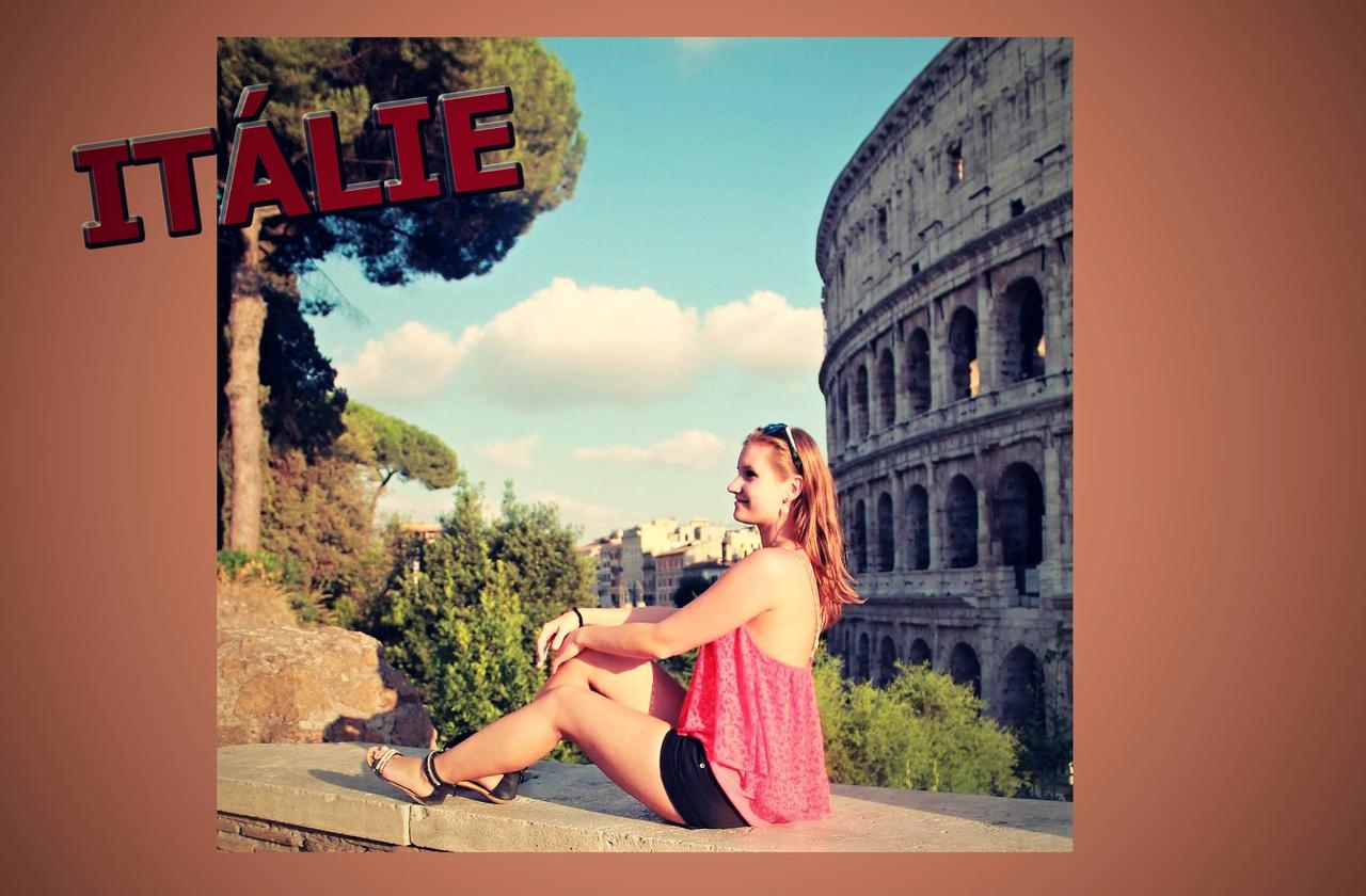 ITÁLIE AUTEM - zábavní park Gardaland, Florencie, Řím, Vatikán a Pisa
