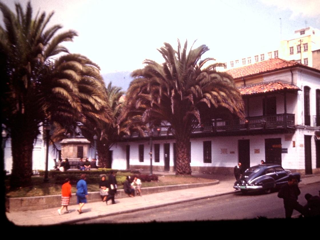 Hledání ztraceného času aka Kolumbijský cestopis live