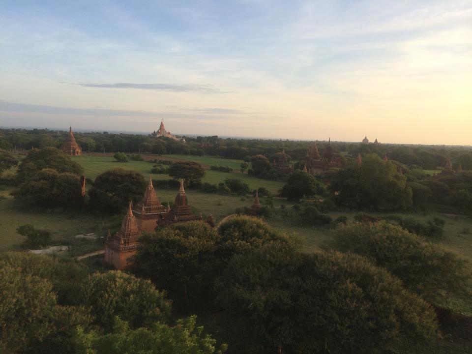 Myanmar - Bílé místo na turistické mapě (Yangon, Bagan, Inle Lake)