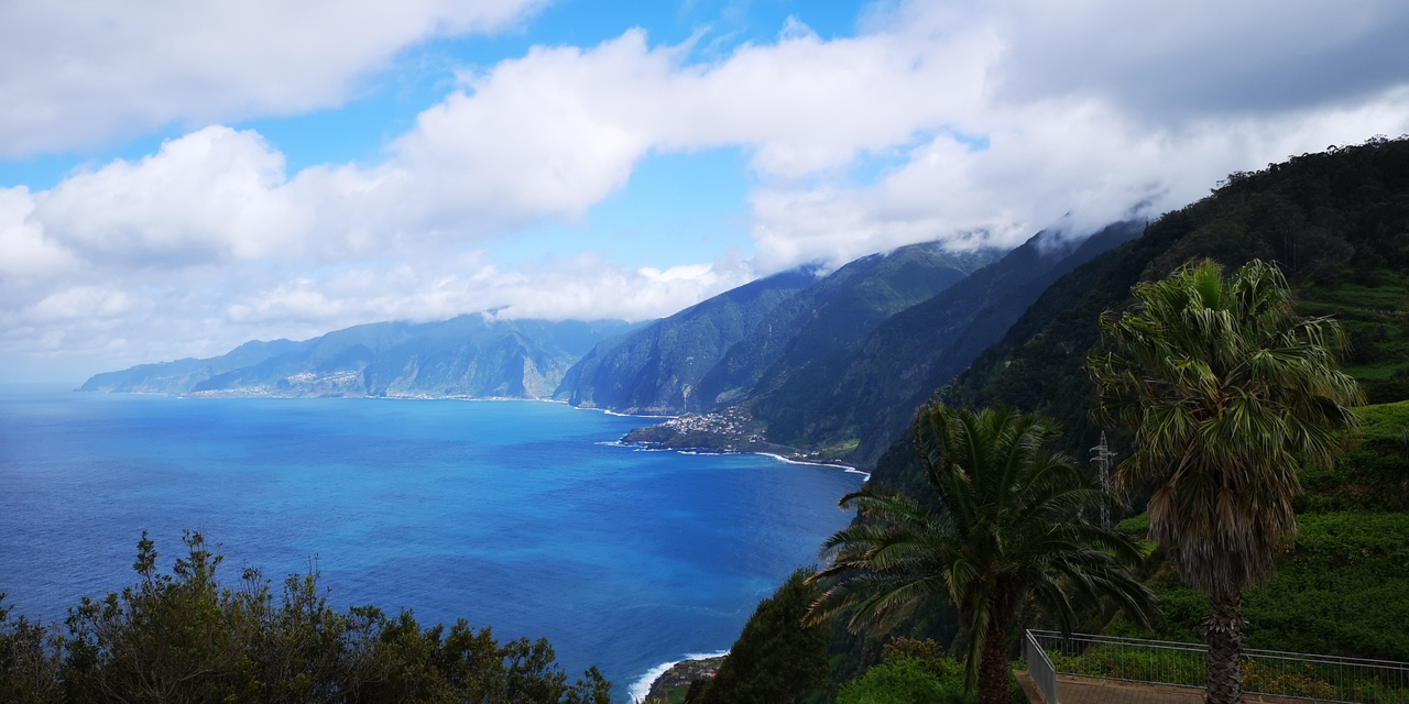 Švajďáci na cestách - Madeira