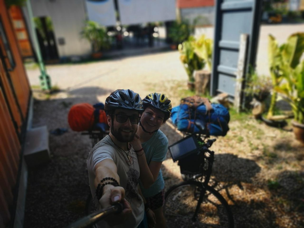 Švajďáci na cestách – Na kole po Thajsku
