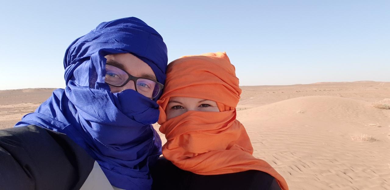 Od pouště až do hor, aneb týden v Maroku