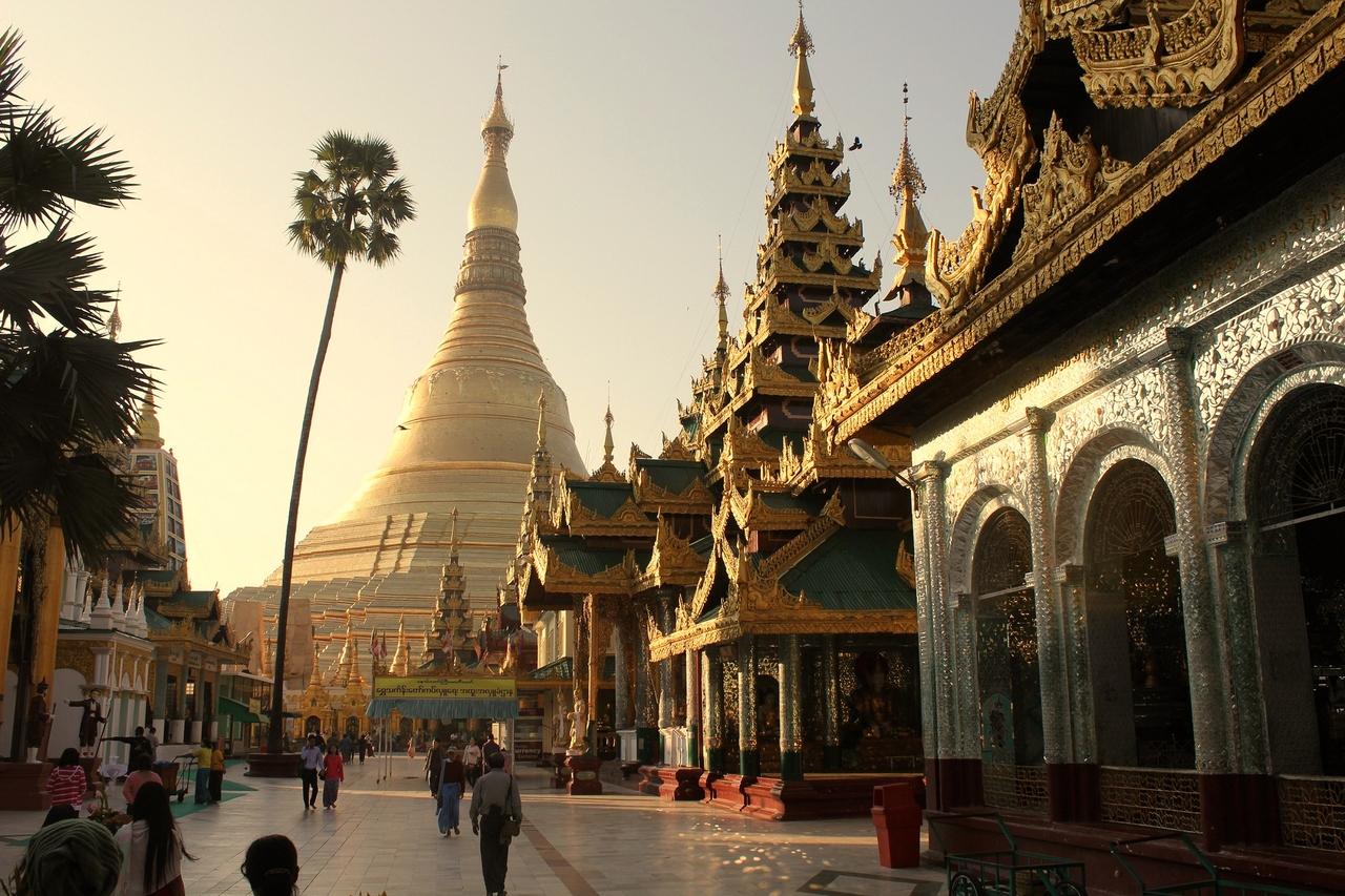 Švajďáci na cestách – Myanmar