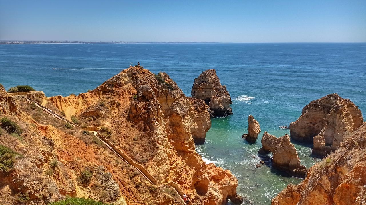 Portugalsko - Algarve