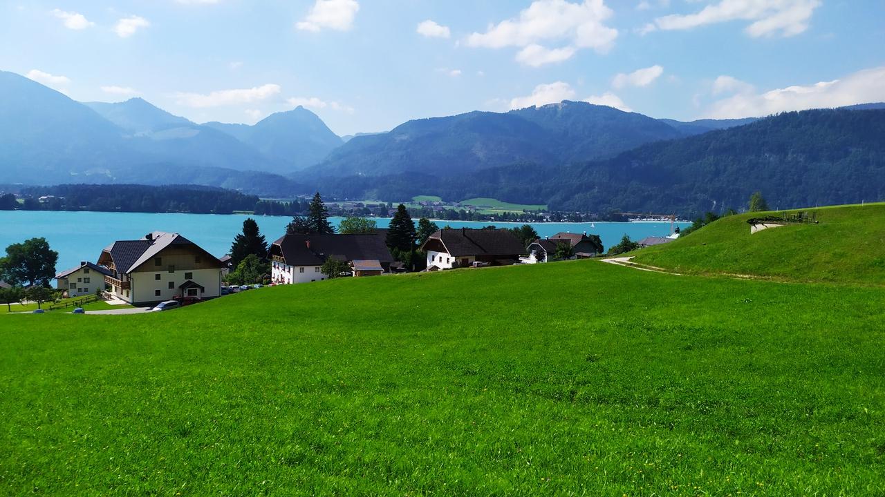 Rakousko - Wolfgangsee