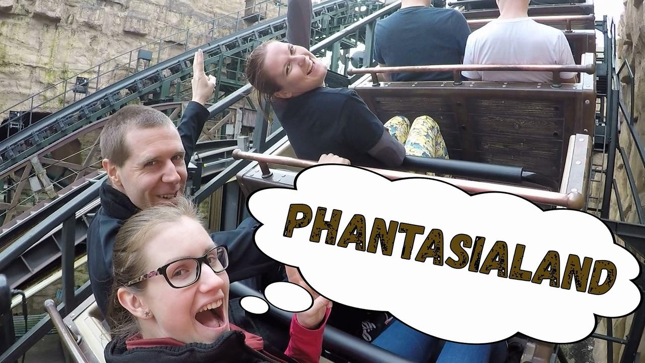 PHANTASIALAND / recenze zábavního parku