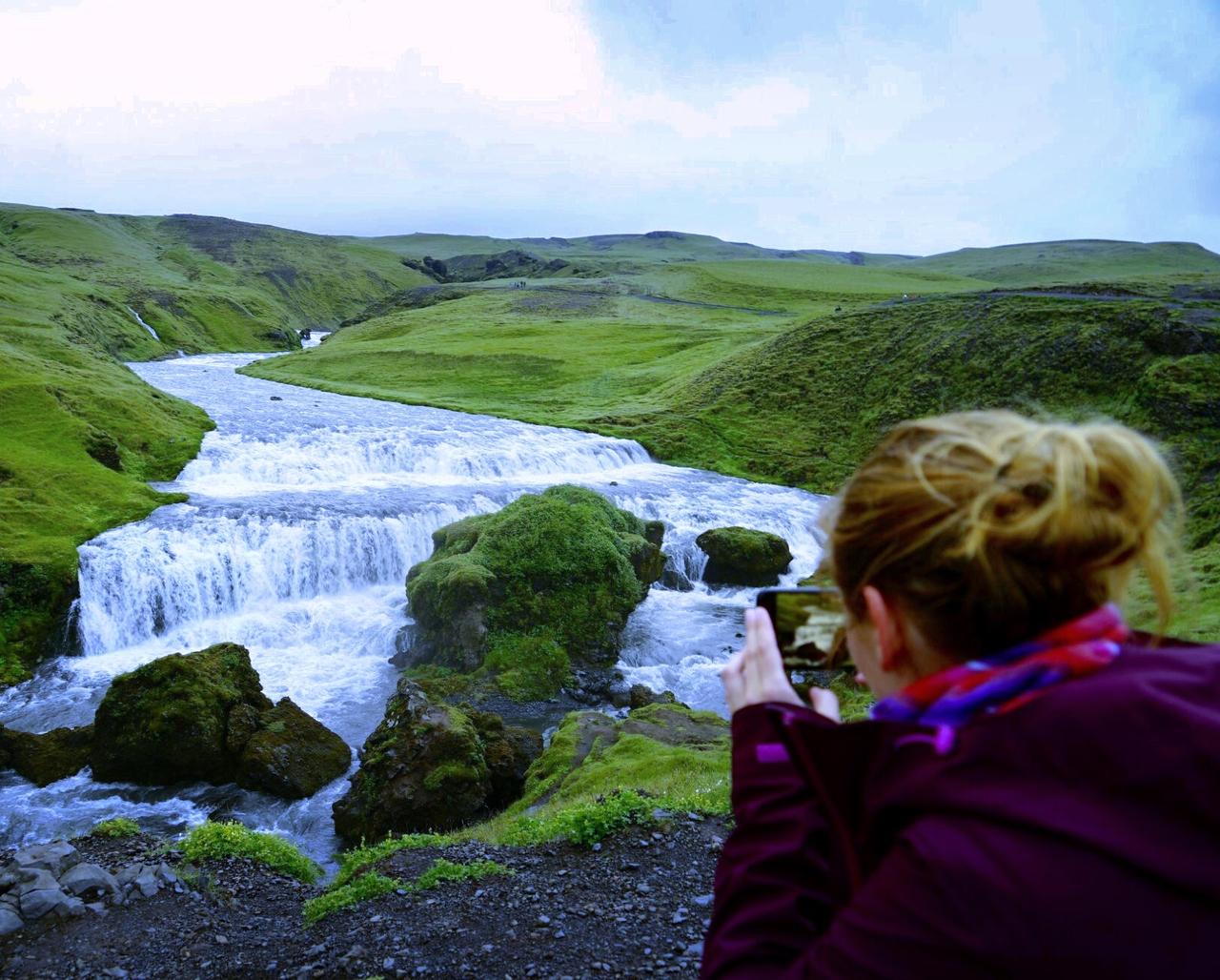 Jak jsme procestovali celý Island a počasí nám bohužel nepřálo.