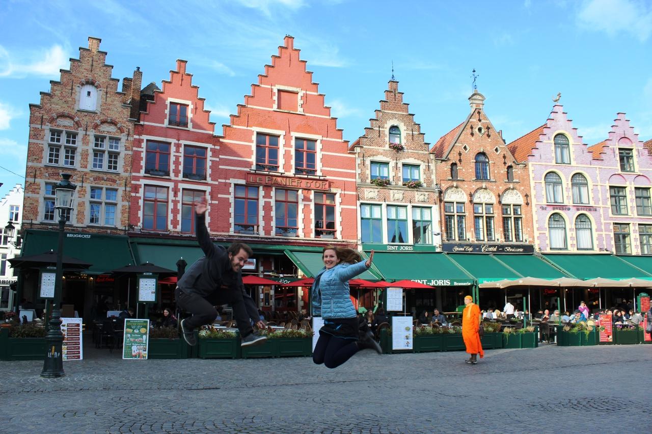 Belgie v 5 dnech - země čokolády, vaflí, piva a překrásné architektury